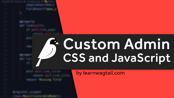Adding Custom CSS and JavaScript to Your Admin Area video image